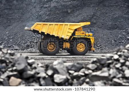 dump truck, career equipment