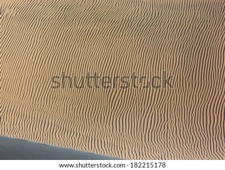 Dunes in the Atacama Desert - Oasis of Huacachina, Peru, South America