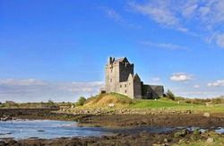 Dunguaire Castle in Kinvara