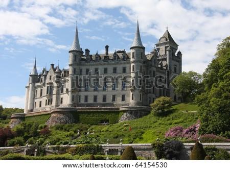 Dunrobin Castle â?? Golspie Sutherland Scotland