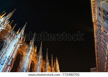 Duomo in Milano #772480705