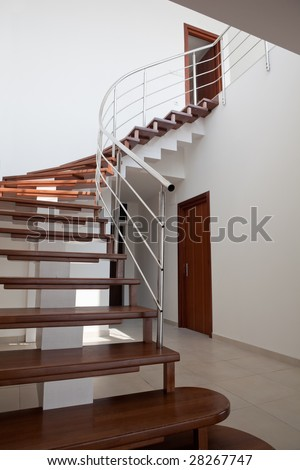 Staircase Models For Duplex Houses Wallpaper - ReHoome.