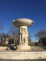 Dupont Circle Fountain, Washington, DC