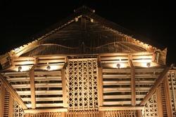 DURGAPUJA PANDAL DECORATION IN KOLKATA AT DURGAPUJA FESTIVALS IN THE YEAR 2020