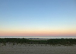 Dusk, Bradley Beach, NJ