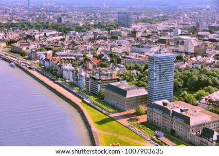 dusseldorf   city in north...