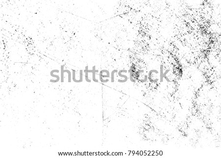 Dust and Scratched Textured Backgrounds #794052250