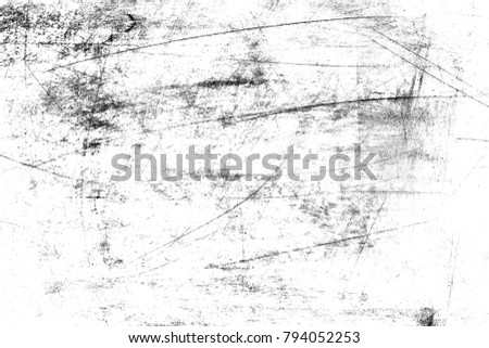 Dust and Scratched Textured Backgrounds #794052253