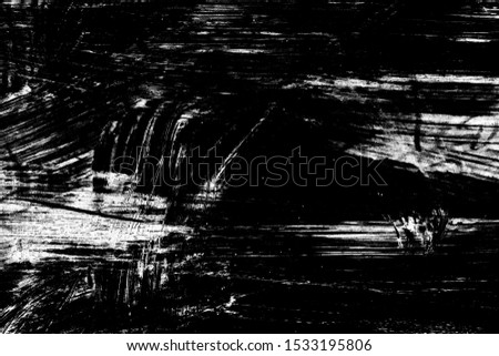 Dust and scratched textured backgrounds. Abstract image includes a effect the black and white tones.