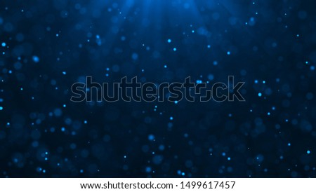 Dust particles. Abstract background of particles. 3d rendering. Dots background. Futuristic digital dots background