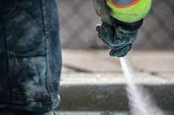 Dustless Blasting / Sand Blasting / Industrial Cleaning