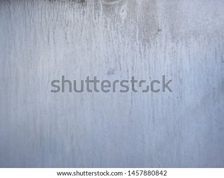 dusty dirty glass of window texture