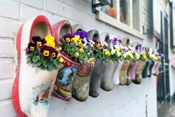 Dutch clogs decoration