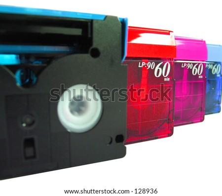 DV Tapes - Back Focus