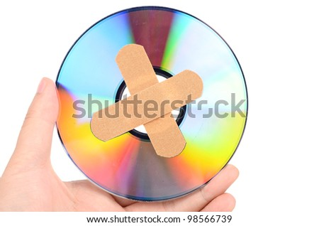 DVD and Woundplast