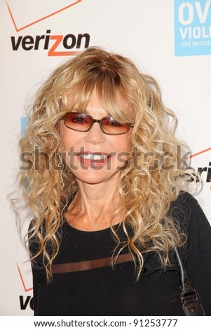 Dyan Cannon at the Peace Over Violence 40th Annual Humanitarian Awards, Beverly Hills Hotel, Beverly Hills, CA 10-28-11