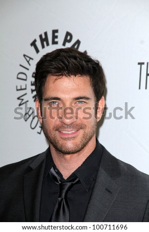 "Dylan McDermott at ""American Horror Story"" at PaleyFest 2012, Saban Theater, Beverly Hills, CA 03-02-12"