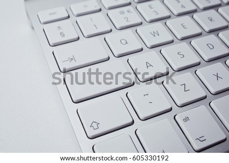 dynamic keyboard with white button #605330192