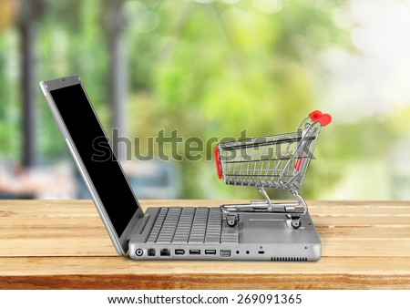 E-commerce, Shopping, Internet.