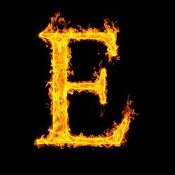 e ,fire letter