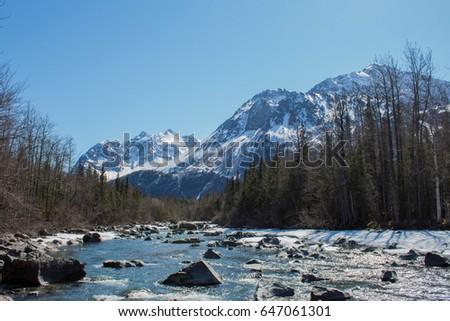 Eagle Peak, Alaska #647061301