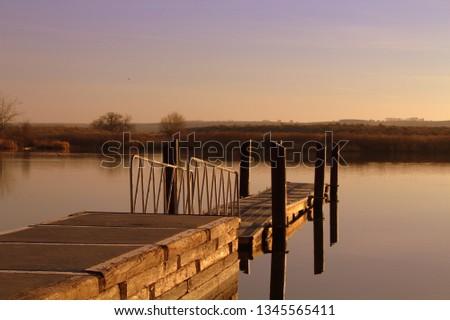 Early Morning Sunrise #1345565411