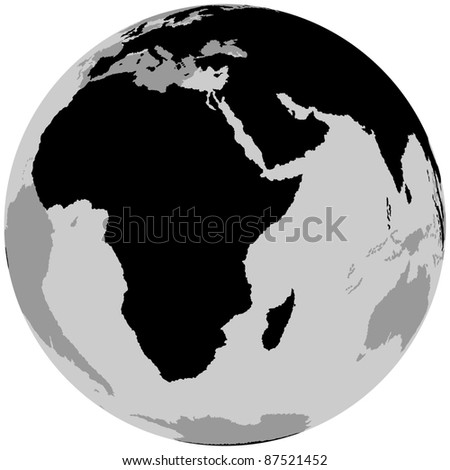 Earth - Africa