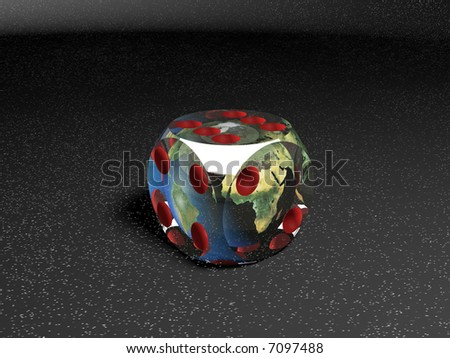 Earth in Dice.