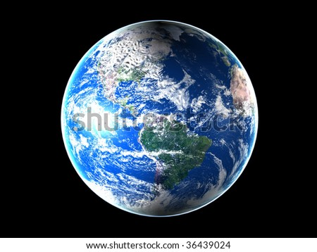 Earth space mid america