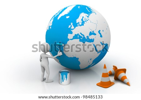 EARTH Under construction New concept
