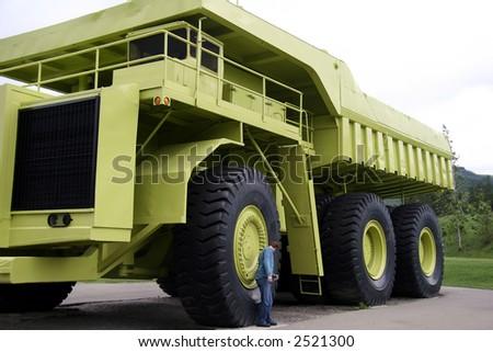 Earthmoving,industrial truck