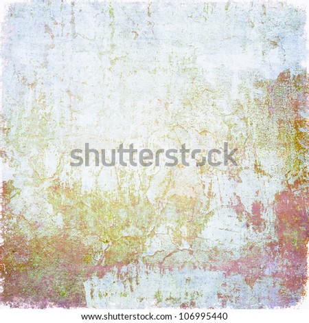 earthy background and design element