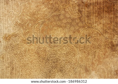 Earthy background. Vintage grunge background