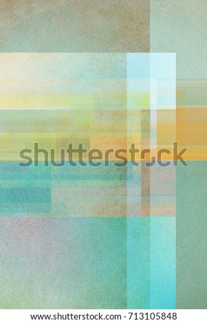 earthy colors - abstract painting  background - graphic design