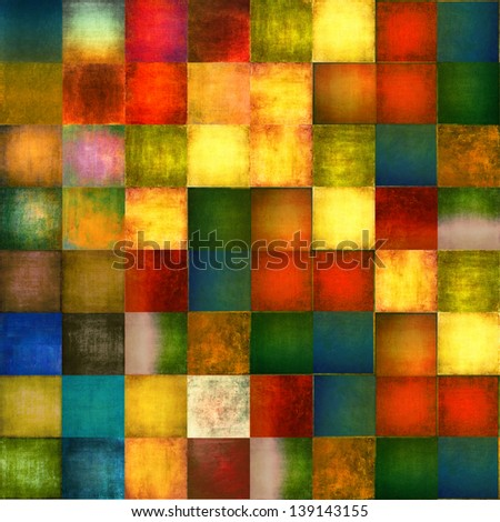 Stock Photo Earthy geometric background and design element