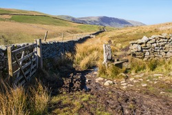 Ease Gill Kirk is one of the most atmospheric places in the Yorkshire Dales. It is a steep sided limestone gorge found towards the lower end of Ease Gill before it joins with Leck Beck.