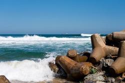 East Sea Coast coastal scenery.