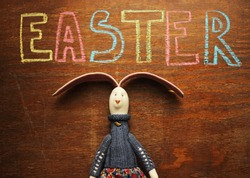 easter and bunny