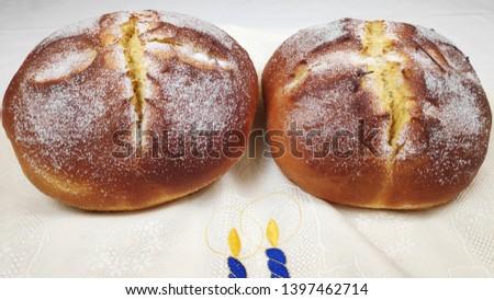 Easter cake, homemade sweet, homemade cake