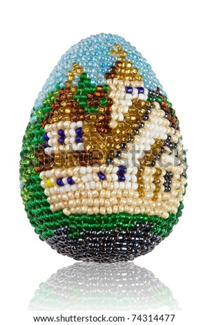Bead Jewelry Patterns- An Ornate Beaded Easter Egg Craft - Scribd