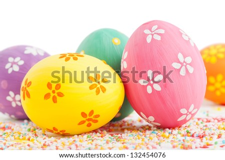 easter eggs close shutterstock tall wide