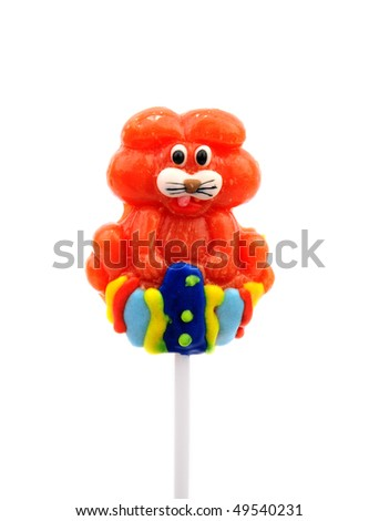 Easter lolli pop
