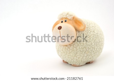 Easter sheep