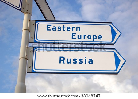 eastern europe and russia