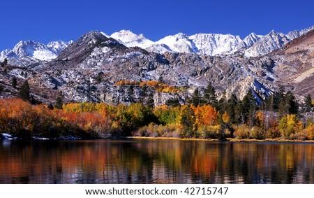 Eastern Sierra Nevada - Bishop Creek Canyon, California