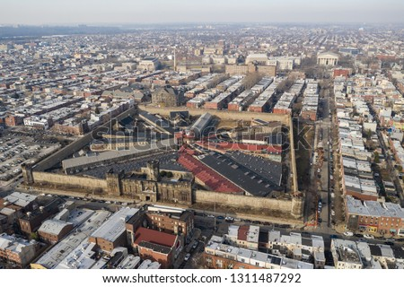 Eastern State Penitentiary Philadelphia PA #1311487292
