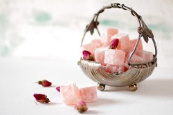Eastern sweets, Turkish delight