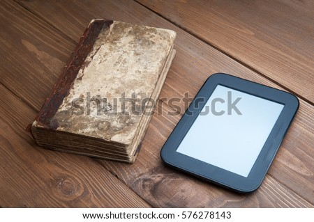 ebook or tablet pc  ebook...