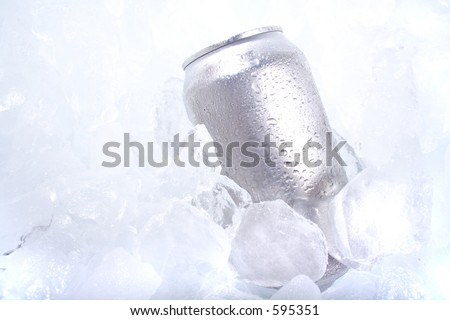 Echte Verfrissende Dranken - stock photo