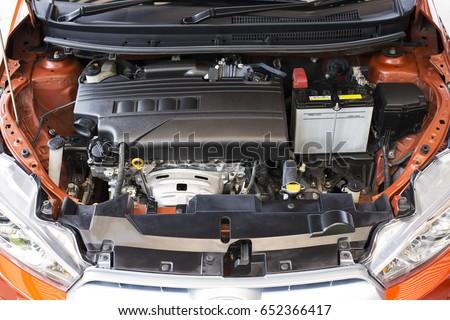 ECO car engine